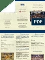 2013.10.17 Roma - Crisi Della Democrazia