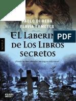El Laberinto de Los Libros Secretos