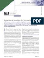 RLDC Octobre 2013_Objection de Conscience Des Maires