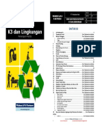 Buku Saku Penerapan Praktis K3 Dan Lingkungan
