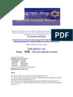 Parashat No 41