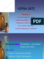 Kimia Inti