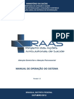 Manual Operacional RAS