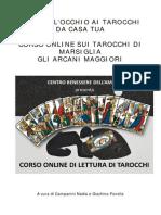 Corso di Lettura dei Tarocchi di Marsiglia Primo livello