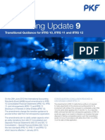 Accounting Update 9 IFRS 10-12 Transition