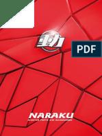 Naraku and 101_octane catalogue 2010/2011