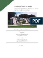 2516 Energy Performance Townhouses