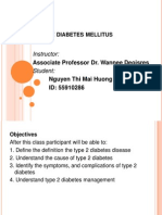 Type 2 Diabetes Mellitus (2)