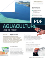Dossier Aquaculture