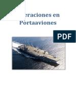 Operaciones en portaaviones