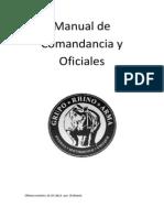 Comandancia Oficiales