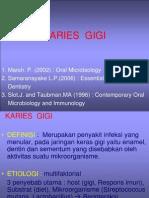 Karies Gigi Immun