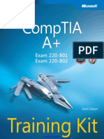 Comptia a Training Kit Exam 220-801 and Exam 220-802