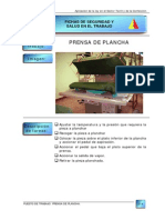 31 Prensa de Plancha