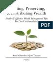 Wealth Book