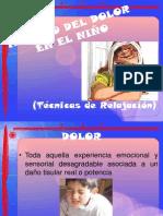 MANEJO DEL DOLOR EN EL NIÑO
