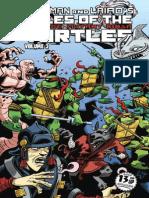 Tales of the Teenage Mutant Ninja Turtles, Vol. 3 Preview