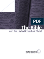 Bible and the UCC