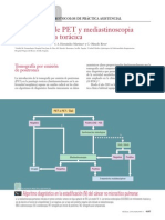 6. PET y Mediastinoscopia