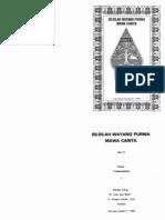 Padmosoekotjo-Silsilah Wayang Purwa Mawa Carita Jilid 6-1