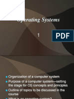 Operating System