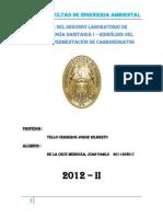 Informe del 4_ laboratorio de microbiología Sanitaria I