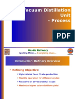 HR VDU Process