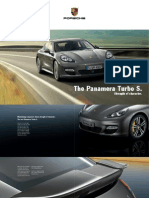Porsche Int PanameraTurbo 2012