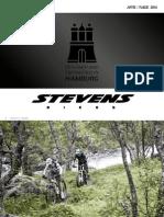 Catalogo Stevens 2014
