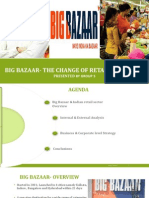 Big Bazaar strategic analysis