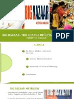 Big Bazaar strategic analysis