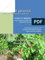 2. History of Genetics