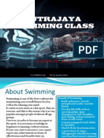 Putrajaya Swimming Class