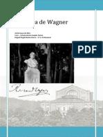 La ópera de Wagner