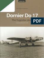 Dornier Do 17 the Yugoslav Story