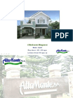 VIEW AV PRESENTATION * Elegance H & L at Alta Monte Tagaytay is Pre-Selling