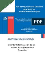 PPT capacitacion PME 2013