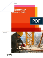 Myanmar Business Guide