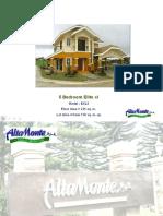 VIEW AV PRESENTATION * ELITE Series H & L at Alta Monte Tagaytay is Pre-Selling