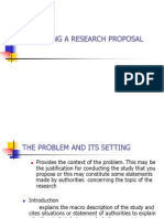 Writing a Research Proposal-revised