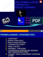 Cooperative Learning Method