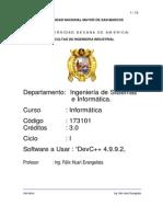 Guia de Laboratorio 1 de Informatica