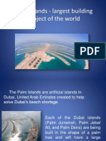 Palm Island Largest Building Project of the World