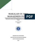 Makalah Manajemen Pesisir_Astrini Nurul Sentanu_12910016