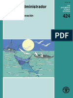 Guía del Administrador Pesquero