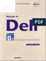 Reussir le DELF B2
