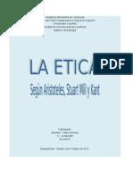 Ensayo Deantologia La Etica