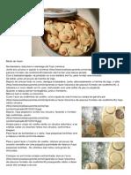 Receitassupreme.com.Br-Aprenda a Fazer Biscoitos de Pscoa Formato de Coelhinho