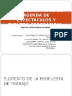 Entregable 2 - Grupo 9 - Diapositivas MI AGENDA MÓVIL