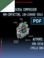 Oil-Free Screw Compressor 2